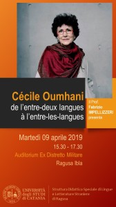 Cécile Oumhani